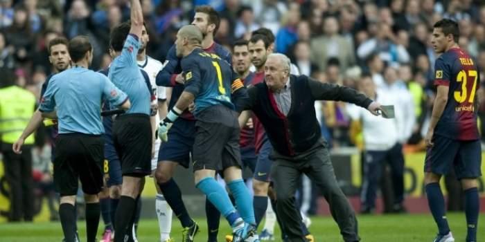 "Photo of إيقاف حارس برشلونة ""فالديز"" 4 مباريات على خلفية طرده في الكلاسيكو"
