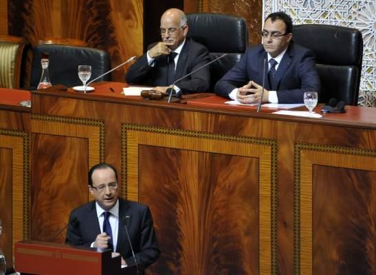 "Photo of هولاند: الفرنسيون يكنون احتراما عميقا للمغرب ومقترح الحكم الذاتي يستحق التقدير ""+ فيديو"""