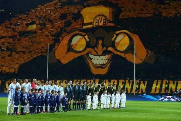 Photo of الريال في نصف نهائي دوري الأبطال ودورتموند يعبر إلى  نفس المحطة في مباراة مجنونة