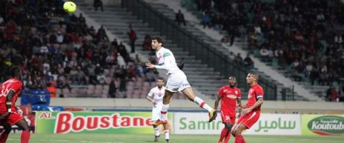 """Photo of الكاك يباغت """"الواك"""" ويطيح به في ملعب محمد الخامس"""