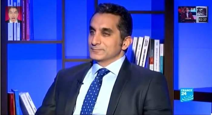 """Photo of بالفيدو: ظاهرة """"باسم يوسف وبرنامج البرنامج"""" على قناة فرانس 24"""