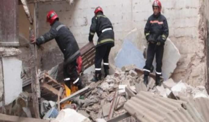 Photo of انهيار عمارتين بفاس يخلف أربعة جرحى من بينهم سيدة حالتها خطيرة