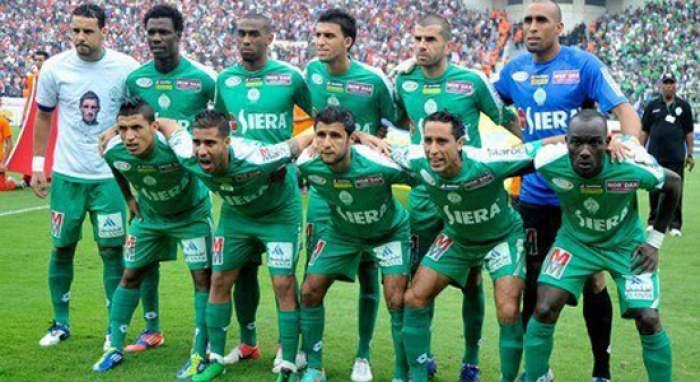 Photo of الرجاء يفوز على المغرب الفاسي ويوسع الفارق مع الجيش