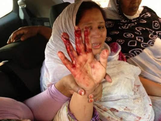 Photo of أصابع الانفصالية الغالية الداودي والماكينة الإعلامية لبوليساريو الداخل