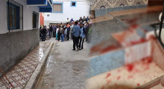 Photo of قاتل المرأة الأربعينية في الناظور سلم نفسه للشرطة مباشرة بعد وقوع الحادث