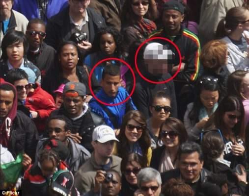 """Photo of عاجل: مغربي ضمن المشتبه بهم في تفجيري بوسطن يصرخ """"أنا لست إرهابيا، أنا بريء"""""""