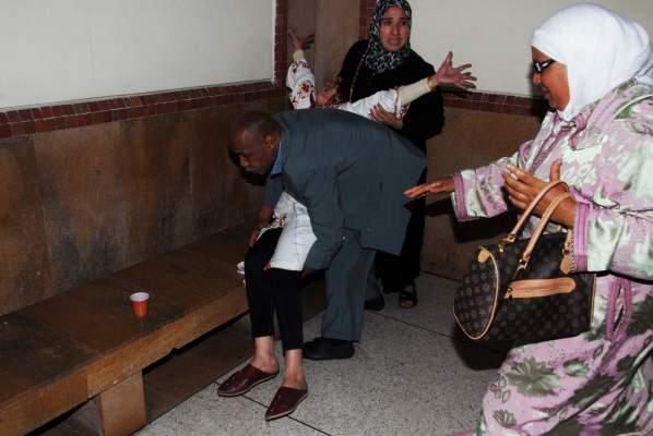Photo of الملك يعطي أوامره بإطلاق سراح القاصرين المعتقلين في ملف الخميس الأسود