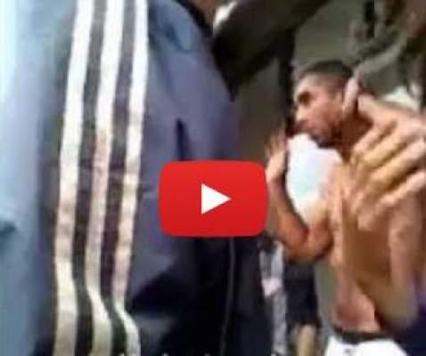 Photo of بالفيديو: حمزة بورزوق يتعرض لهجوم اليوم من أحد المجهولين