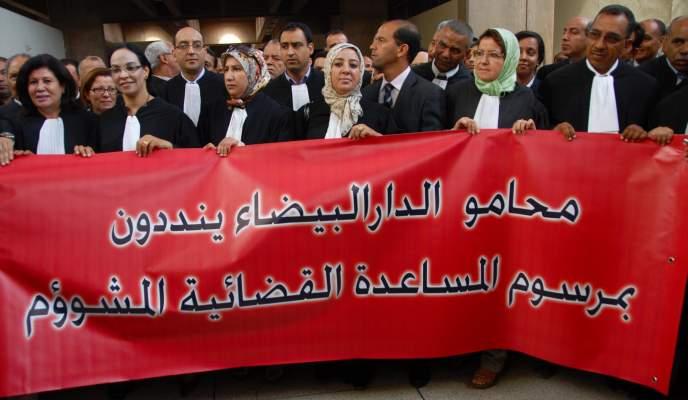 Photo of في تفاعلات صدور مرسوم المساعدة القضائية ضدا على قواعد الحوار: المحامون ليسوا ثعابين تزحف على بطونها