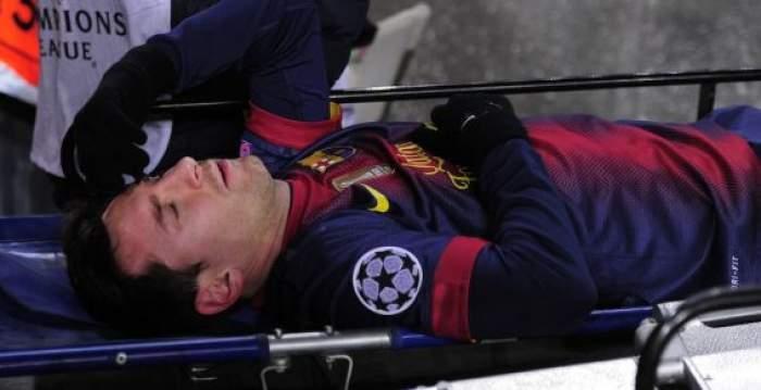 Photo of ميسي قد يبتعد عن المباريات مرة أخرى بعد تجدد الإصابة
