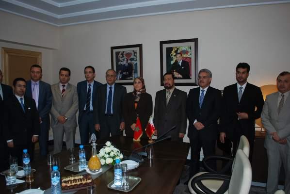 Photo of وزير حقوق الانسان البحريني ينوّه بالنموذج المغربي الرائد على مستوى الوطن العربي