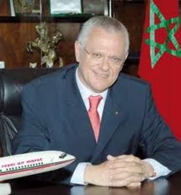 Photo of الرئيس المدير العام للخطوط الملكية المغرببة يفقد أمتعته