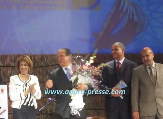 """Photo of بالفيديو: تكريم المطرب """"محمود الإدريسي"""" في المهرجان الدولي للعود بتطوان"""