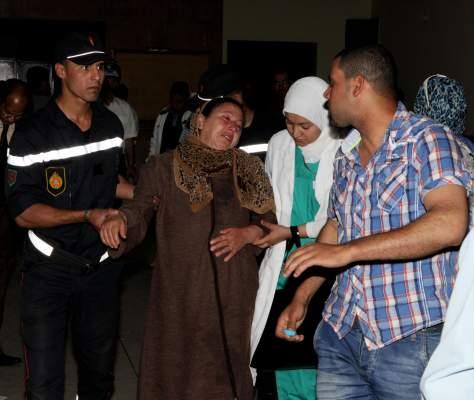 Photo of وفاة والدة أحد معتقلي أحداث الشغب على هامش كلاسيكو الجيش والرجاء