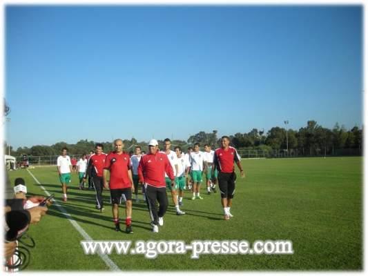 Photo of الطاوسي يكشف عن لائحة الـ 26 لاعبا استعدادا لمباراة تانزانيا