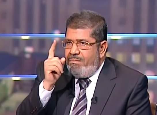 """Photo of الرئيس محمد مرسي: لن أرحل ولن ألبي رغبة """"تمرد"""" بترك الكرسي"""