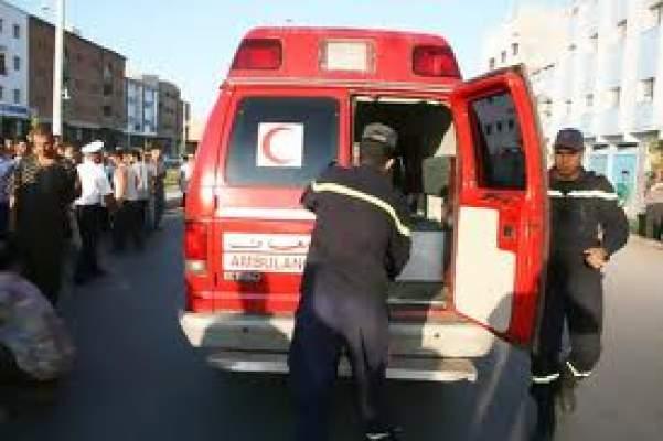 Photo of تفحم جثة شخص بطنجة دقائق بعد خروج زوجته من المنزل