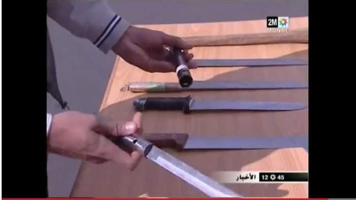 Photo of فيديو: تفكيك أخطر عصابة نشطت في الدار البيضاء