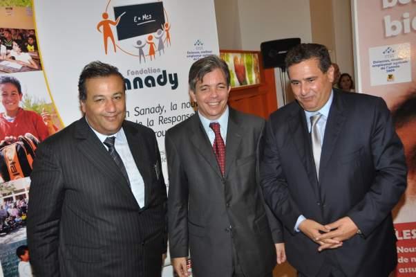 Photo of اختيار القرض الفلاحي المغربي كأحسن مؤسسة للتمويل والتنمية على هامش الجمع العام البنك الإفريقي للتنمية