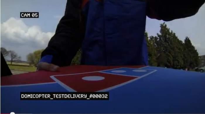 Photo of فيديو: أفضل طريقة لايصال البيتزا.. شاهد واحكم
