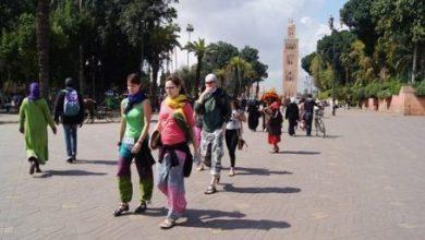 "Photo of مراكش: استنفار بسبب سائح إيرلندي يصيح ""الله أكبر"" بالشارع"
