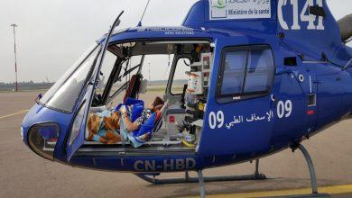 Photo of نقل طفل يعاني من مضاعفات اختلالات في وظيفة الدم بالمروحية الطبية من طنجة الى بالرباط