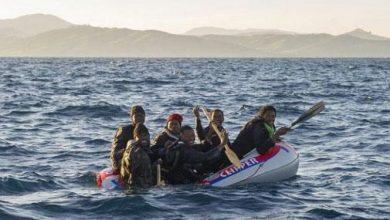Photo of انتشال جثت 11 مهاجرا سريا من إفريقيا انقلب قاربهم جنوب مدينة بوجدور