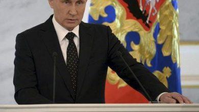 Photo of بوتين: روسيا تساند الجيش الحر في عمليات مشتركة مع قوات الحكومة السورية