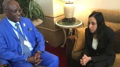 Photo of قضية الصحراء في صلب مباحثات مباركة بوعيدة باديس أبابا