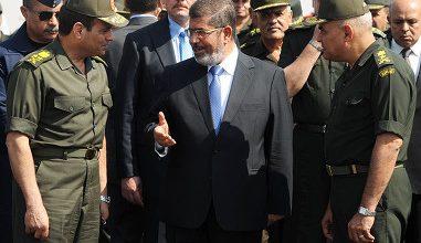 Photo of وزير العدل المصري يتعهد بإعدام محمد مرسي