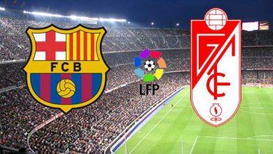 Photo of بث مباشر : برشلونة # غرناطة