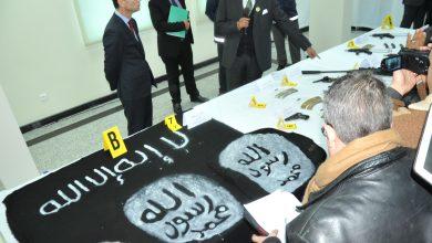 Photo of الخيام: أسلحة خلية أشبال الجهاد دخلت من ليبيا عبر الجزائر