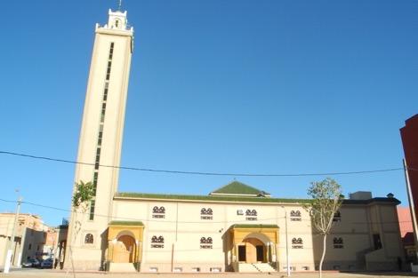 ميلاد جمعية البر لبناء وصيانة المساجد بإقليم خريبكة