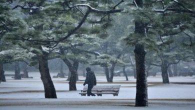 Photo of تساقط الثلوج بكميات مهمة يومي الاثنين والثلاثاء بعدد من جهات المملكة