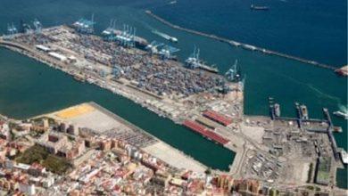 Photo of توقف حركة النقل البحري بين ميناءي طنجة المدينة وطريفة الإسباني