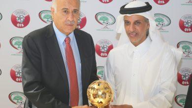 Photo of الرجوب ونظيره القطري يوقعان أول اتفاقية تعاون رياضي بين البلدين