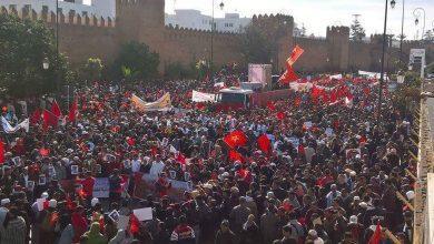 Photo of المغاربة يثورون في وجه بان كي مون بمسيرة فاقت 3 ملايين مشاركا