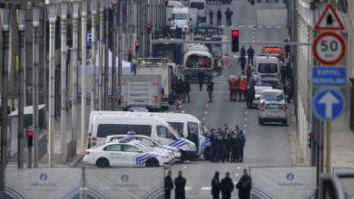 Photo of اعتقالات جديدة في اطار اعتداءات بروكسل واثنان لا يزالان فارين