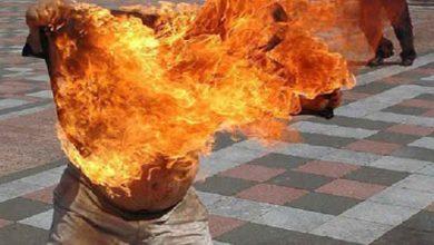 Photo of وفاة سائق سيارة أجرة بطنجة أقدم على إضرام النار في نفسه