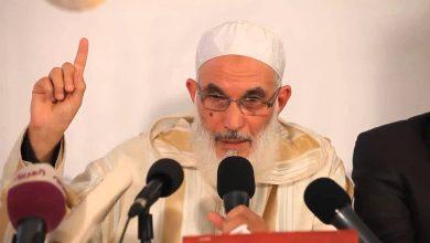 Photo of عبادي العدل والاحسان يثير غضب المغاربة بوجوب قطع عنق المسلم الرافض للخلافة