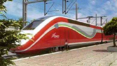 Photo of 78 % نسبة تقدم أشغال إنجاز خط القطار فائق السرعة الرابط ين الدارالبيضاء وطنجة