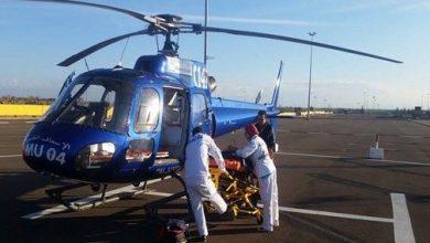 Photo of السمارة: نقل سيدة مصابة بكسر في العنق بمروحية طبية إلى مراكش