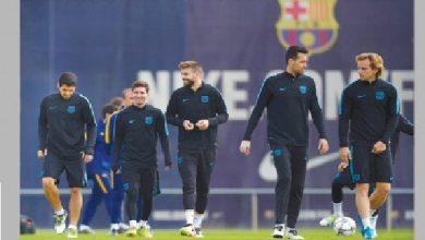 Photo of برشلونة يتلقى الضربة القاضية بإصابة بيكيه قبل مواجهة أتليتكو مدريد!