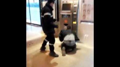 Photo of حارس أمن خاص يعتدي بشكل بشع على مواطن فرنسي