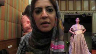Photo of والدة الملك محمد السادس معجبة بتصاميم فنانة إماراتية