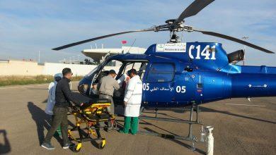 Photo of التدخل الاستعجالي بالمروحية الطبية بالجهة الشرقية يتمكن من إنقاذ رجل خمسيني