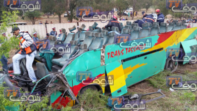 Photo of عاجل وبالصور.. مصرع 4 أشخاص وفقدان طفل وإصابة آخرين في فاجعة طرقية بالمحمدية
