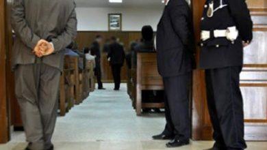 Photo of سلا: أحكام تتراوح بين البراءة و6 سنوات سجنا نافذا في حق 15 مدانا في قضايا الإرهاب