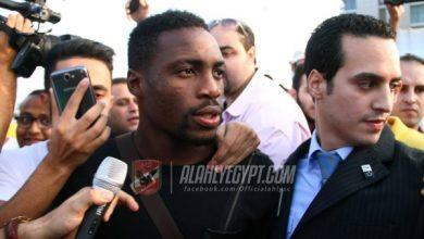 Photo of مليك إيفونا يغادر مصر