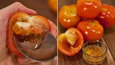 Photo of إستخدمي قناع الطماطم الطبيعي للتخلص من دهون بشرتكِ